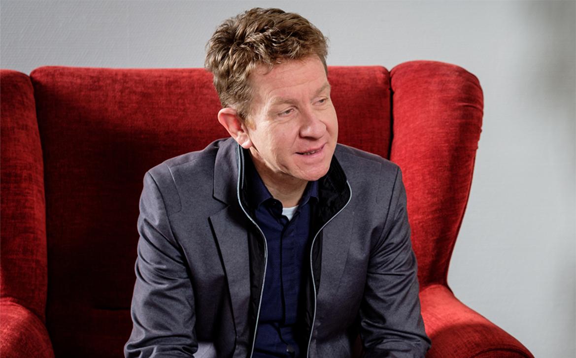 Joost Baltus, adviseur Bedrijfsovernames Prisma Advies Groep